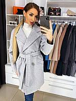 Женское весеннее пальто Мишель, фото 1