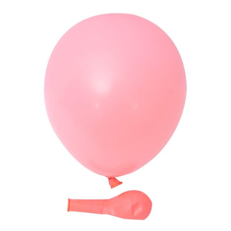 """Воздушные шары пастель макарун красный 10"""" (Китай)"""