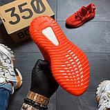 Мужские Кросcовки Adidas Yeezy Boost 350 Red., фото 4