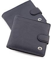 Мужской кошелек ST Leather ST153 кожаный Черный, фото 1
