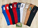 Бордовые брюки Polo для мальчика, фото 3