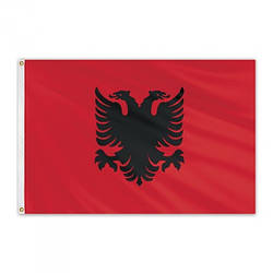 Флаг Албании 75х125см