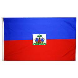 Флаг Гаити 90х150см