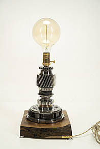 Ексклюзивна лампа Pride&Joy Industrial із авто-запчастин
