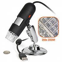 USB Микроскоп 500x MicroView