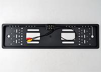 Камера заднего вида в рамке номерного знака с подсветкой 5032