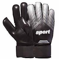Перчатки вратарские Sport Goalkepeer Gloves 920 размер 9 Black-White