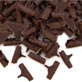 Шоколадні пелюстки з чорного шоколаду Barbara Luijckx