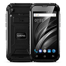 Захищений протиударний смартфон Geotel G1 Terminator 2/16Гб /8Мп / 7500мАч / Чорний