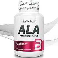 BioTech Alpha Lipoic Acid 50 капс.