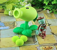 Растения против зомби | Plants vs Zombies Игровой набор №39 Горохострел(Растения стреляют шариками, 40+видов)