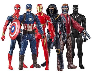 Супергерои Марвел (Marvel) игрушка, фигурка