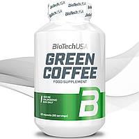 Жиросжигатель BioTech Green Coffee 120 caps
