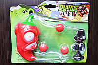 Растения против зомби | Plants vs Zombies Игровой набор №12 Перец Халапеньо (Растения стреляют шариками )