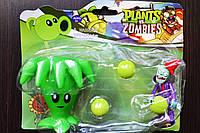 Растения против зомби | Plants vs Zombies Игровой набор №20 Бумеранг (Растения стреляют шариками,40+видов)