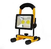 Ручной прожектор W902-COB 30W
