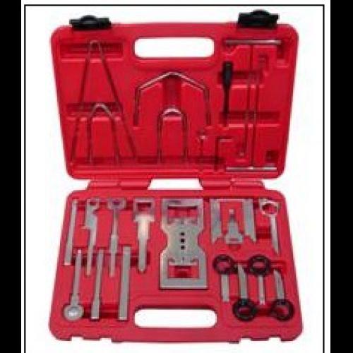 TJG.Набор для снятия/установки автомагнитолы (A8607A)