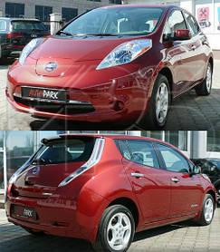 Кузовные части Nissan Leaf