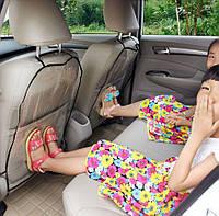 Защитная накладка на заднюю часть сиденья автомобиля