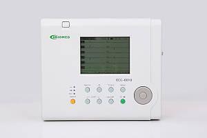 Электрокардиограф цифровой ECG-6010 — 6-канальный