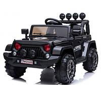 Електромобіль (Электромобиль) T-7842 EVA BLACK (1шт) джип на Bluetooth 2.4G Р/К 12V7AH мотор 2*35W 120*70*70 с