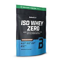 Протеин Biotech Iso Whey Zero 500g фисташки