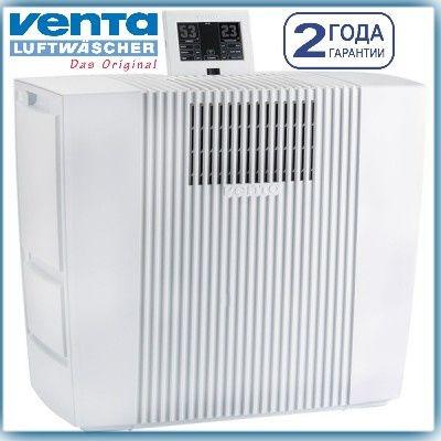 Очиститель (увлажнитель) воздуха Venta LP60 белый до 75 м²