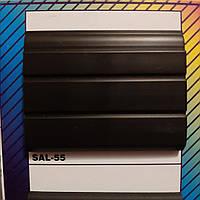 Декоративные Молдинги - Лента, 45 мм черный полоска. Для автомобиля