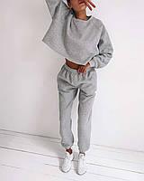 Спортивный костюм женский тёплый 42-44 44-46