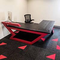 Комп'ютерні столи, столи для офісів, дизайнерскі столи різних конфігурацій та кольорів