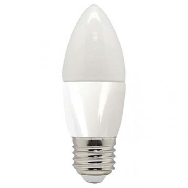 Светодиодная лампа Feron LB-737 C37 E27 230V 6W 520Lm 4000K