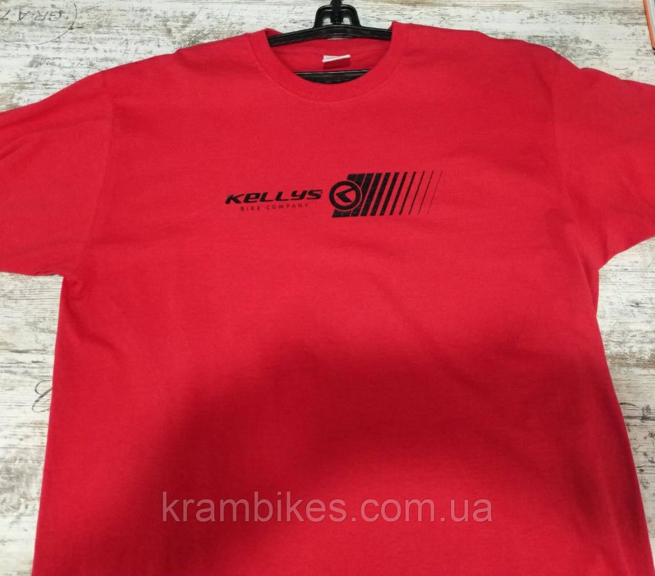 Футболка KLS - Красный L