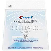 Crest Отбеливающие полоски для зубов 3D Whitestrips Brilliance White Teeth Whitening Kit