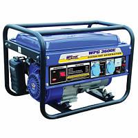 Генератор бензиновый Werk 16 л 2.5 кВт WPG3600E