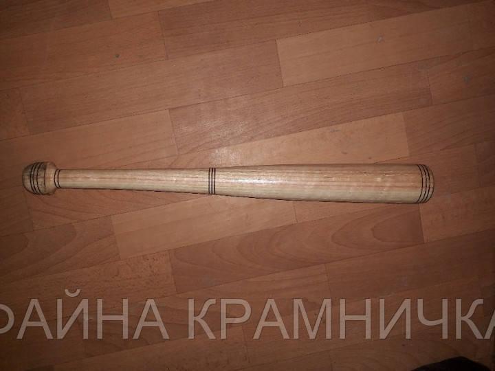 Біта дерев'яна 60 см