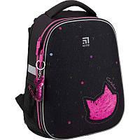 Рюкзак школьный каркасный Kite Education Catsline K20-531M-5