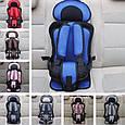 Автокресло детское бескаркасное портативное Baby Car Seat, фото 2