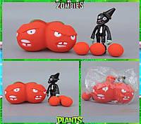 Растения против зомби | Plants vs Zombies Игровой набор №27 Вишневая Бомба (Растения стреляют шариками )