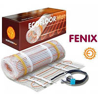 Электрический пол FENIX (Мат) 500 Вт\6.1кв. Нагревательный мат LDTS 160 Вт\м.кв под плитку