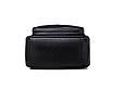 Рюкзак женский кожаный Сlassik Черный, фото 5