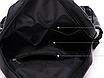 Рюкзак женский кожаный Сlassik Черный, фото 6