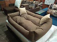 Диван лежанка Premium для больших собак всех  130 х 90 см.Лежанка,Лежаки,лежак,лежак для кошки,лежак