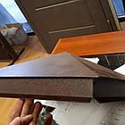 Колпак на забор коричневый мат.0.45, фото 2