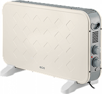 Конвектор 2000Вт ECG TK 2030 T white