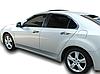 Дефлектори вікон вставні Honda Accord 2008 -2015 4D Sedan