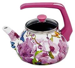 Чайник 2,2л Interos Орхидея 15116-2,2