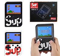 Игровая приставка Game Box sup 400 в 1 + подключение к ТВ
