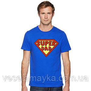 Футболка Super Dad 2