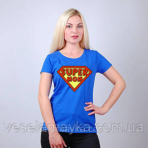 Футболка Super Mom (Супер Мама)