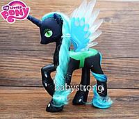 Фигурка Пони 14 СМ My Little Pony Принцесса Кризалис Мой маленький пони Игрушка для девочек Единорог